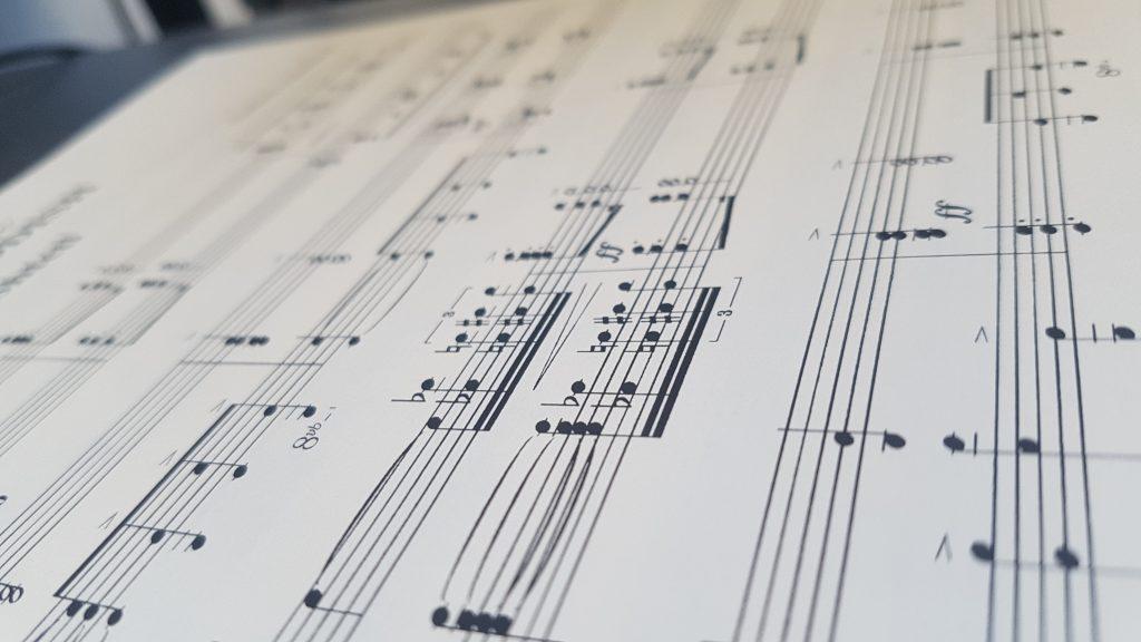 Musik von Norbert Glanzberg als Inspiration / Foto: Adrian Eitschberger