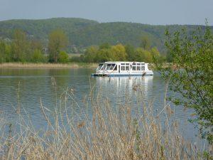 Werranixe - Ausflugsschiff auf dem Werratalsee