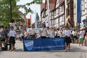 Spielmannszug der Friedrich-Wilhelm-Schule, Eschwege