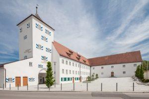 Außenaufnahme Augustiner Chorherrenmuseum; Bild: Landesstelle für die nichtstaatlichen Museen in Bayern/Felix Löchner
