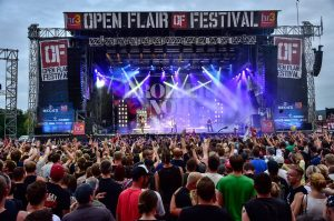 Open Flair - Musikfestival in Eschwege