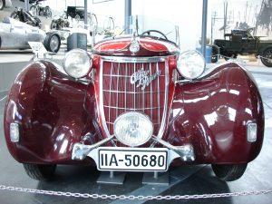 Alfa Romeo, Foto: Deutsches Museum