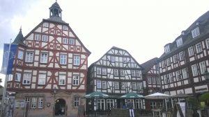 Marktplatz Grünberg