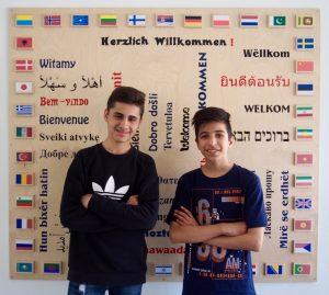Sprachenvielfalt an der Theo-Koch-Schule