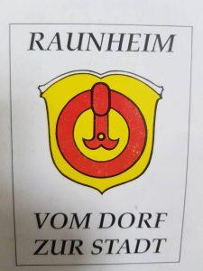 Wie alt ist Raunheim und woher kommt der Name?