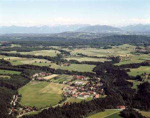 Das Sozialdorf Herzogsägmühle/Bild: Herzogsägmühle