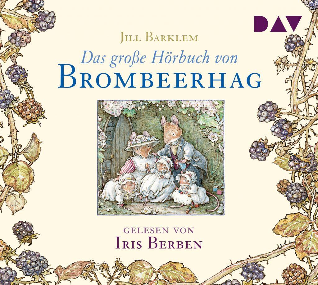 """Cover """"Das große Hörbuch von Brombeerhag"""" © DAV"""