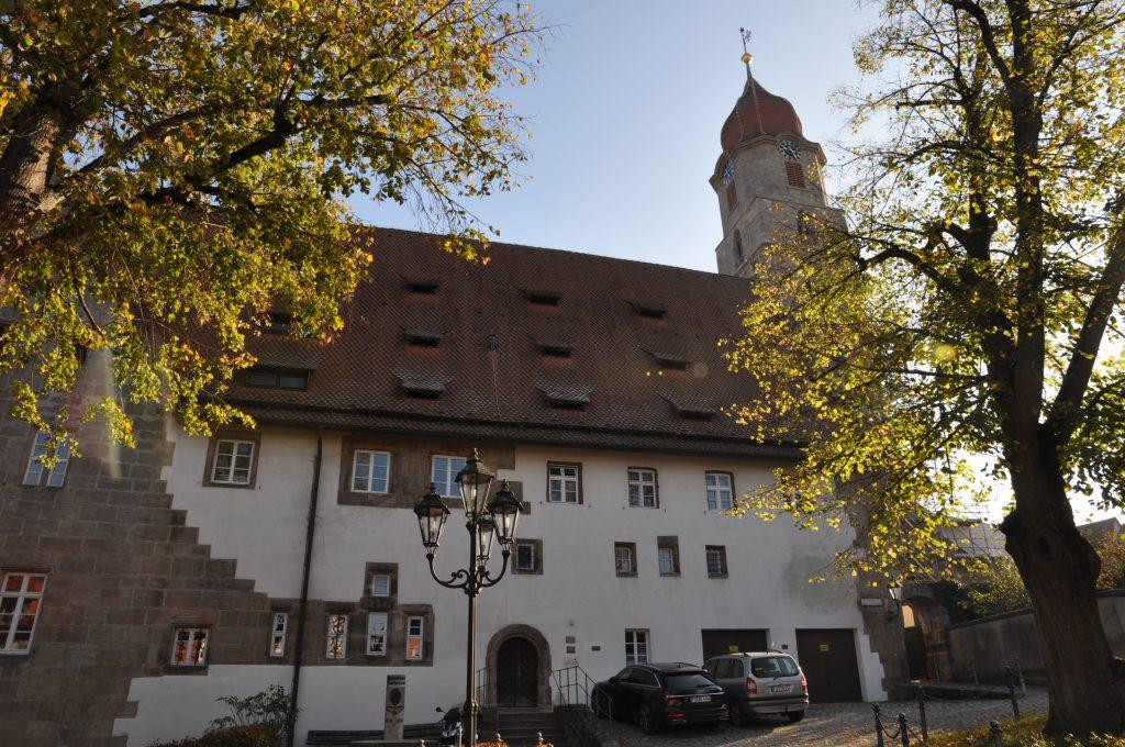 Bild: Die Stadtkirche / Copyright: Erik Büttner