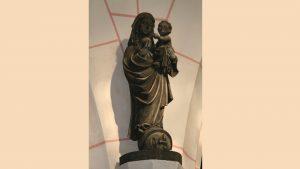 Die Schutzpatronin, die schwarze Maria / Bild: Copyright Sellner