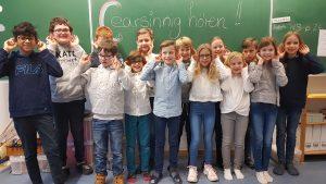 Klasse 4a, Comeniusschule, Eppstein
