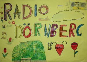 Plakat Radio Dörnberg