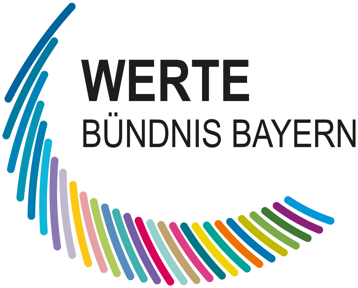 Logo Werte Bündnis Bayern