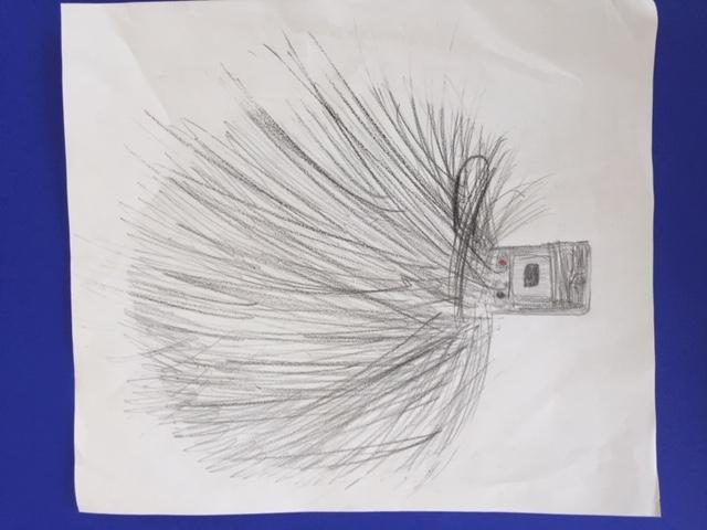 Zeichnung Aufnahmegerät